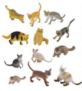 Набор фигурок Наша Игрушка Кошки NC01-2 игрушка для кошки