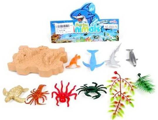 Набор фигурок Наша Игрушка Морской мир игрушка