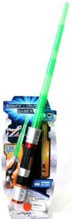 Меч Наша Игрушка Меч Космический зеленый A8219 игрушка