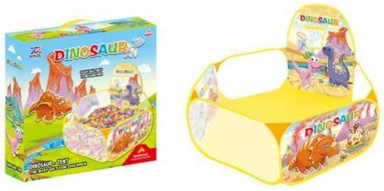 Манеж детский игровой Динозаврики, 120*100*74см, коробка детский манеж caitian