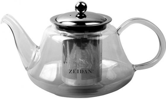 Фото - Заварочный чайник Zeidan Z-4063 1.2 л чайник заварочный zeidan 800ml z 4056