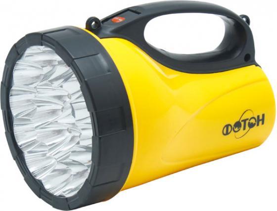 купить Фонарь прожектор ФОТОН РВ-0318 желтый по цене 720 рублей
