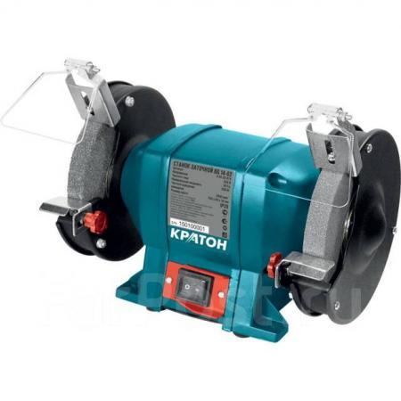 Станок точильный КРАТОН BG 560/200 200 мм цена