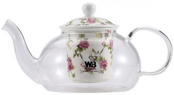 Чайник заварочный Wellberg WB-6870 Florence