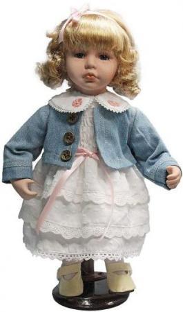 Кукла фарфор 12 Бирюсинка