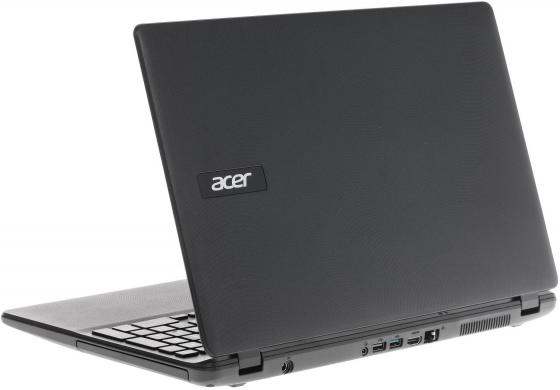 Ноутбук Acer EX2519-P5WK 15.6 1366x768 Intel Pentium-N3710 128 Gb 4Gb Intel HD Graphics 405 черный Linux NX.EFAER.089 ноутбук acer extensa ex2519 p9dq 15 6 intel pentium n3710 1 6ггц 4гб 500гб intel hd graphics 405 dvd rw linux nx efaer 104 черный
