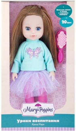 Кукла Мэри Уроки воспитания, 36см, озвуч. объектив canon ef s is stm 1620c005 18 55мм f 4 5 6 черный