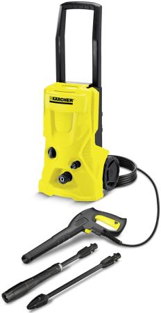 цены на Минимойка Karcher K 4 Basic, 1800Вт, давление 20-130 бар. 420л/час, набор насадок, бытовая  в интернет-магазинах