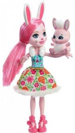 Кукла Enchantimals с любимой зверюшкой в асс-те дополнительная кукла enchantimals со зверюшкой в ассортименте