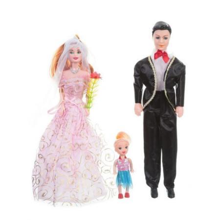 Счастливая семья - Кукла, Кен, пупс, в ассорт. а давыдова счастливая семья глазами мужчины и женщины