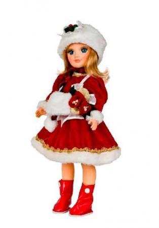 Кукла ВЕСНА Анастасия Новогодняя 42 см говорящая кукла алла весна