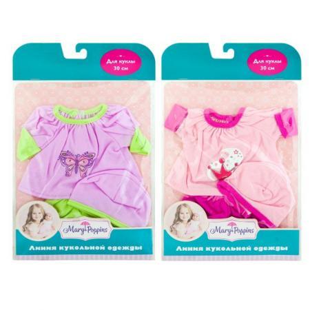 "Одежда для кукол Mary Poppins Одежда для куклы 30 см ""Mary Poppins"" куклы и одежда для кукол lisa jane кукла фарфоровая ребекка 14 35 5 см"