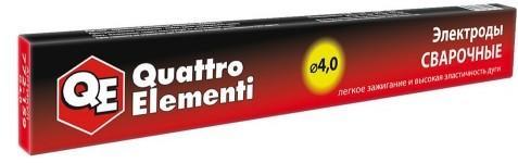 Электроды для сварки Quattro Elementi 772-159 4 мм 0.9 кг электроды quattro elementi 772 166 2 0 x 300мм 3 0кг