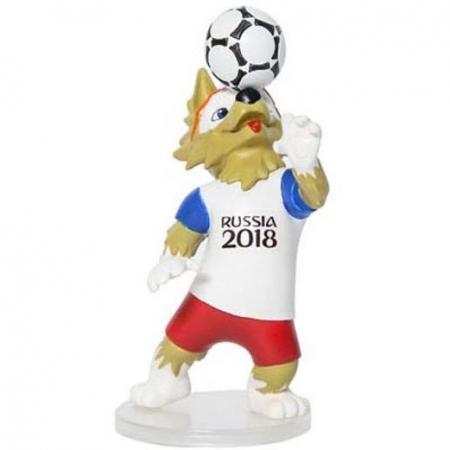 Фигурка FIFA 2018 Волк Забивака 9 см Т11672 фигурка funko pop television stranger things hopper 9 5 см