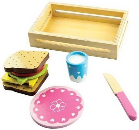 """Игровой набор """"Сэндвич"""" игровой набор mapacha"""