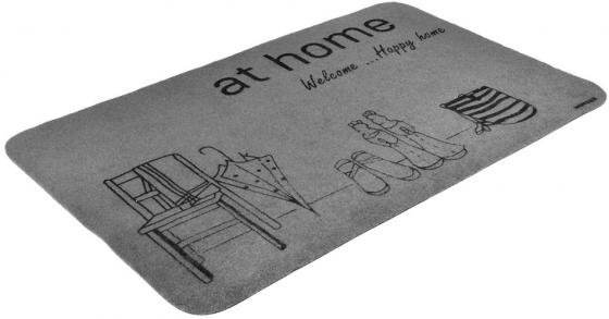 Коврик придверный Vortex 22396 Счастливый дом текстиль для дома