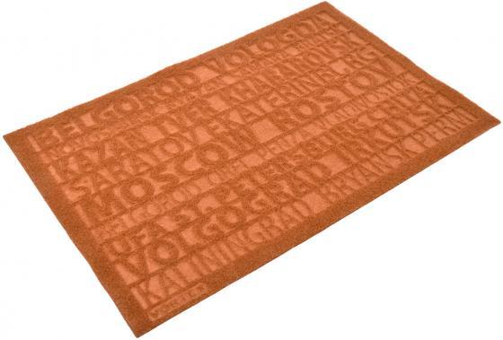 Коврик придверный Vortex 22391 City песочный коврик придверный vortex добро пожаловать