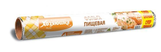Фольга пищевая Хозяюшка Мила 09018