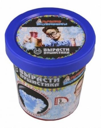 Набор для опытов Лучшие эксперименты Вырасти небесно-голубого пушистика лучшие сыворотки
