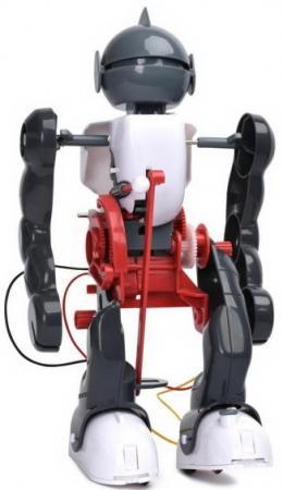 Набор Сделай Сам Робот-гимнаст чапман дж сделай сам оживляем библейские сюжеты