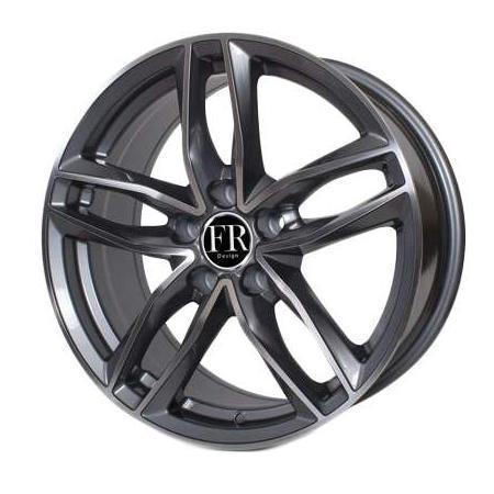Диск FR replica A102 7.5xR17 5x112 мм ET28 GMF колесные диски replica concept sk515 6 5x16 5x112 d57 1 et50 s