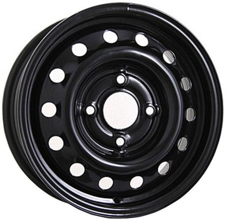 Диск Magnetto 17001 AM 7.5xR17 5x108 мм ET52.5 Black литой диск yamato hoshi y7218 6 5x16 5x108 d63 3 et52 5 mgmfp