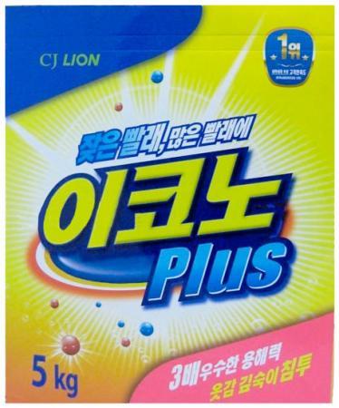 Стиральный порошок CJ Lion Beat EconoMax 5кг порошок стир sky president 5кг д всех видов тканей