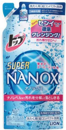Гель для стирки LION Top Super Nanox 660мл 4903301-242000 синтетическая полироль с воском nanox nx 8305 автошампунь с воском nanox nx8134