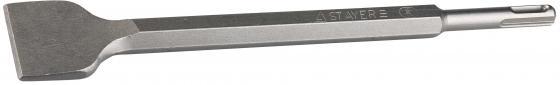 Зубило STAYER PROFESSIONAL 29353-40-250_z01 плоское широкое для перфораторов SDS+ 40х250мм