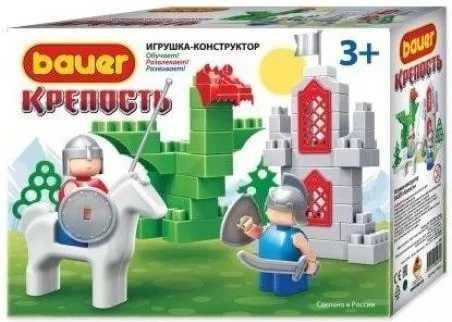 Конструктор Bauer Всадник и дракон 461 bauer