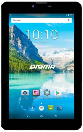 Планшет Digma Plane 7574S 4G 7 8Gb Black Wi-Fi 3G Bluetooth LTE Android PS7191PL