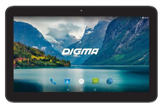 Планшет Digma Optima 1026N 3G 10.1 16Gb Black Wi-Fi 3G Bluetooth Android TT1192PG планшет digma optima 10 4 3g tt1004pg
