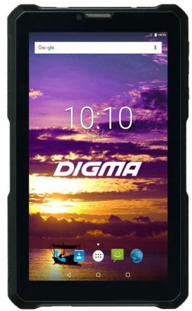 "Планшет Digma Plane 7565N 3G 7"" 16Gb Black Wi-Fi 3G Bluetooth Android PS7180PG explay cosmic 16gb wi fi 3g black"