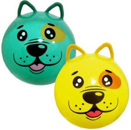 Мяч-попрыгун Moby Kids Щенок пластик от 3 лет цвет в ассортименте 635195 мяч попрыгун moby kids котенок пластик от 3 лет цвет в ассортименте 635588