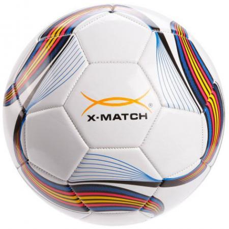 Мяч футбольный X-Match 56441 22 см x match настольная игра хоккей x match 87909