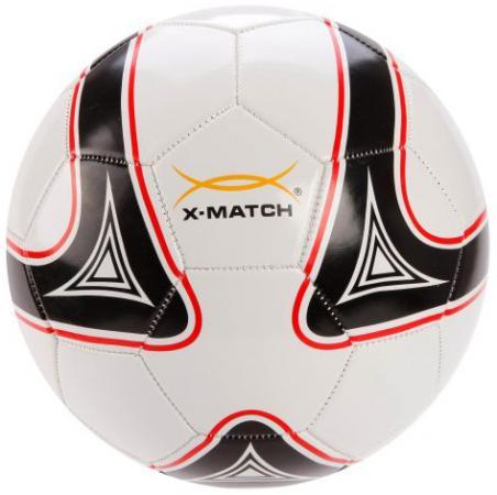Мяч футбольный X-Match 56442 22 см в ассортименте мяч футбольный x match 56410 в ассортименте