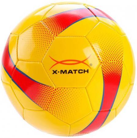 Мяч футбольный X-Match 56443 21 см мяч футбольный x match 56410 в ассортименте