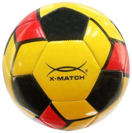 Мяч футбольный X-Match 56435 мяч футбольный x match 56443 21 см