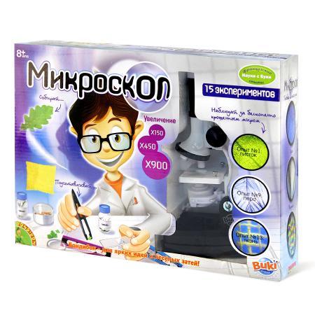 Микроскоп BONDIBON Микроскоп Французские опыты