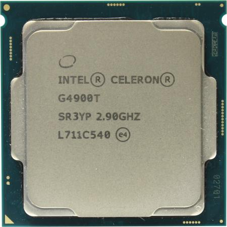 Процессор Intel Celeron G4900T 2.3GHz 2Mb Socket 1151 OEM asus z170 pro soc 1151 intel