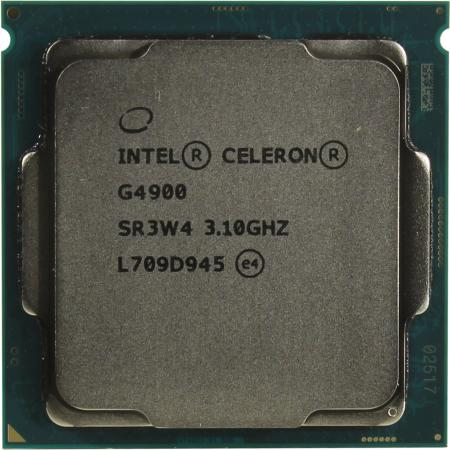 Процессор Intel Celeron G4900 3.1GHz 2Mb Socket 1151 OEM цена