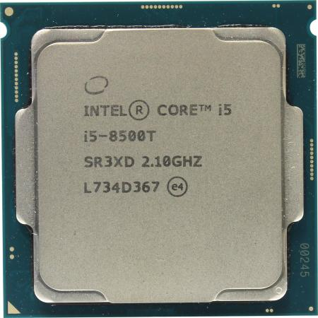 все цены на Процессор Intel Core i5-8500T 2.1GHz 9Mb Socket 1151 v2 OEM