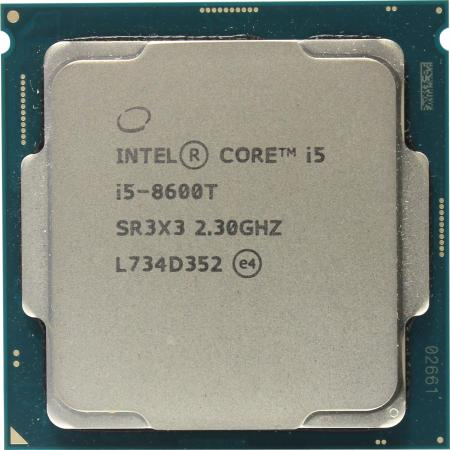 Процессор Intel Core i5-8600T 2.3GHz 9Mb Socket 1151 v2 OEM asus z170 pro soc 1151 intel