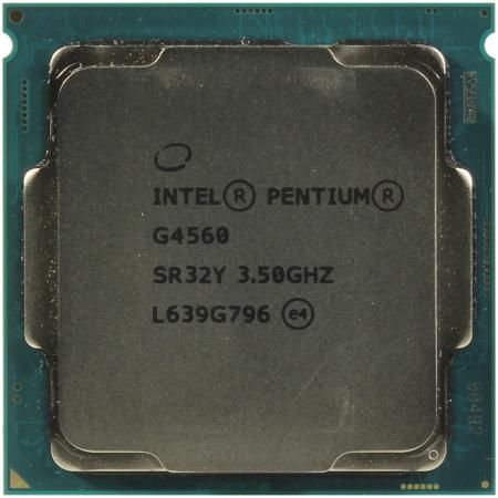 Процессор Intel Pentium G4560T 2.9GHz 3Mb Socket 1151 OEM процессор intel cpu pentium 925 930 3 0g