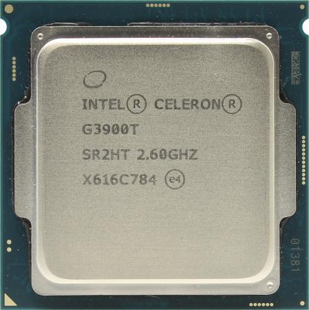Процессор Intel Celeron G3900T 2.6GHz 2Mb Socket 1151 OEM процессор intel celeron g530 cpu 2 4g lga1155