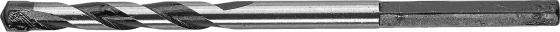 Сверло по камню ЗУБР 2916-085-05 СУПЕР-6 ударное HEX хвостовик 5x85мм hss hex shank countersunk drill bit tapper tool set black 6 8 10 12