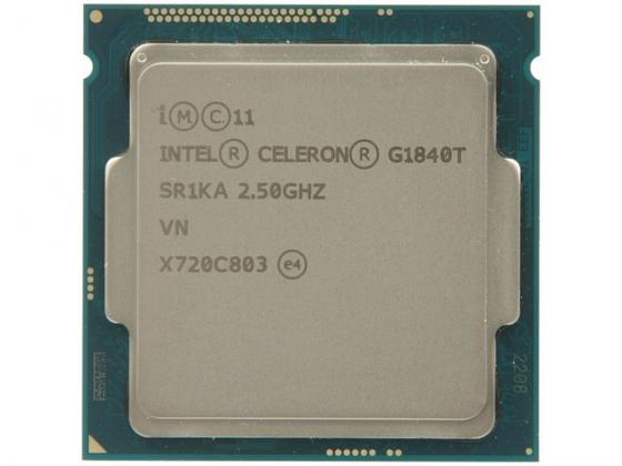 Процессор Intel Celeron G1840T 2.5GHz 2Mb Socket 1150 OEM радиатор отопления лидея лу 21 505 500х500 мм