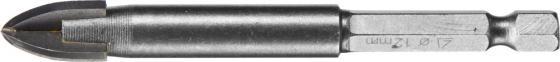 Сверло по плитке STAYER PROFI 2985-12_z01 с 4-мя режущими лезвиями d12мм стоимость