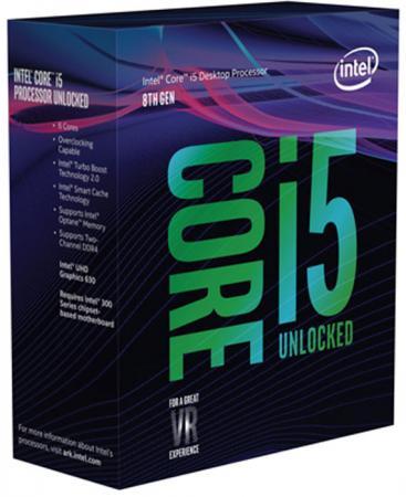 Процессор Intel Core i5-8600 3.1GHz 9Mb Socket 1151 v2 BOX процессор intel core i5 9600k 3 7ghz 9mb socket 1151 v2 oem