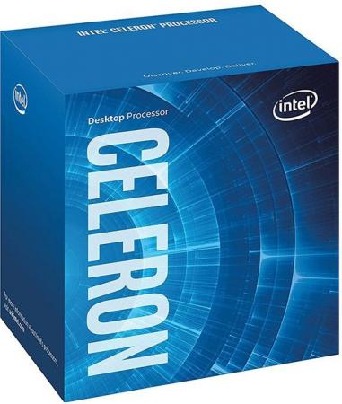 Процессор Intel Celeron G4900 3.1GHz 2Mb Socket 1151 v2 BOX процессор intel celeron g3900 lga 1151 box
